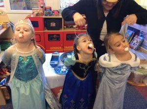 Our Frozen Polar Party!!!!
